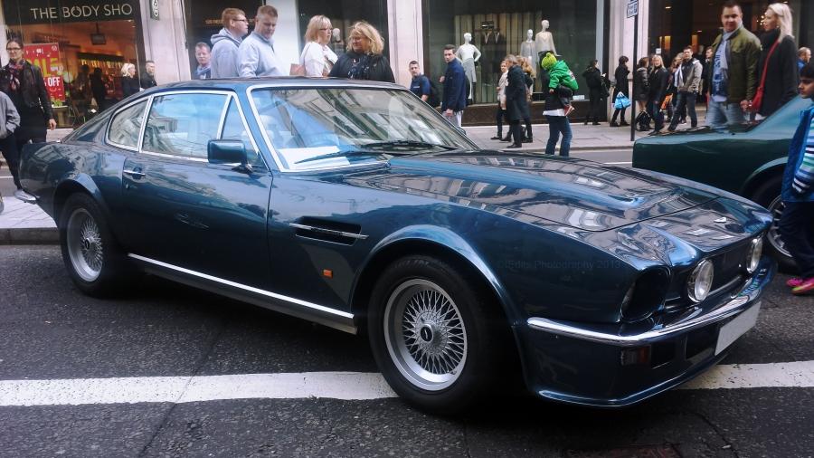 1972 Aston Martin Vantage