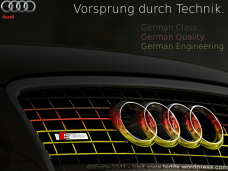 Audi Rings.