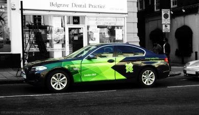 BMW Olympic 3-Series