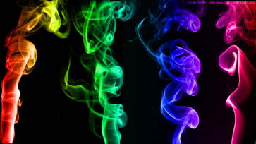 Coloured Smoke.