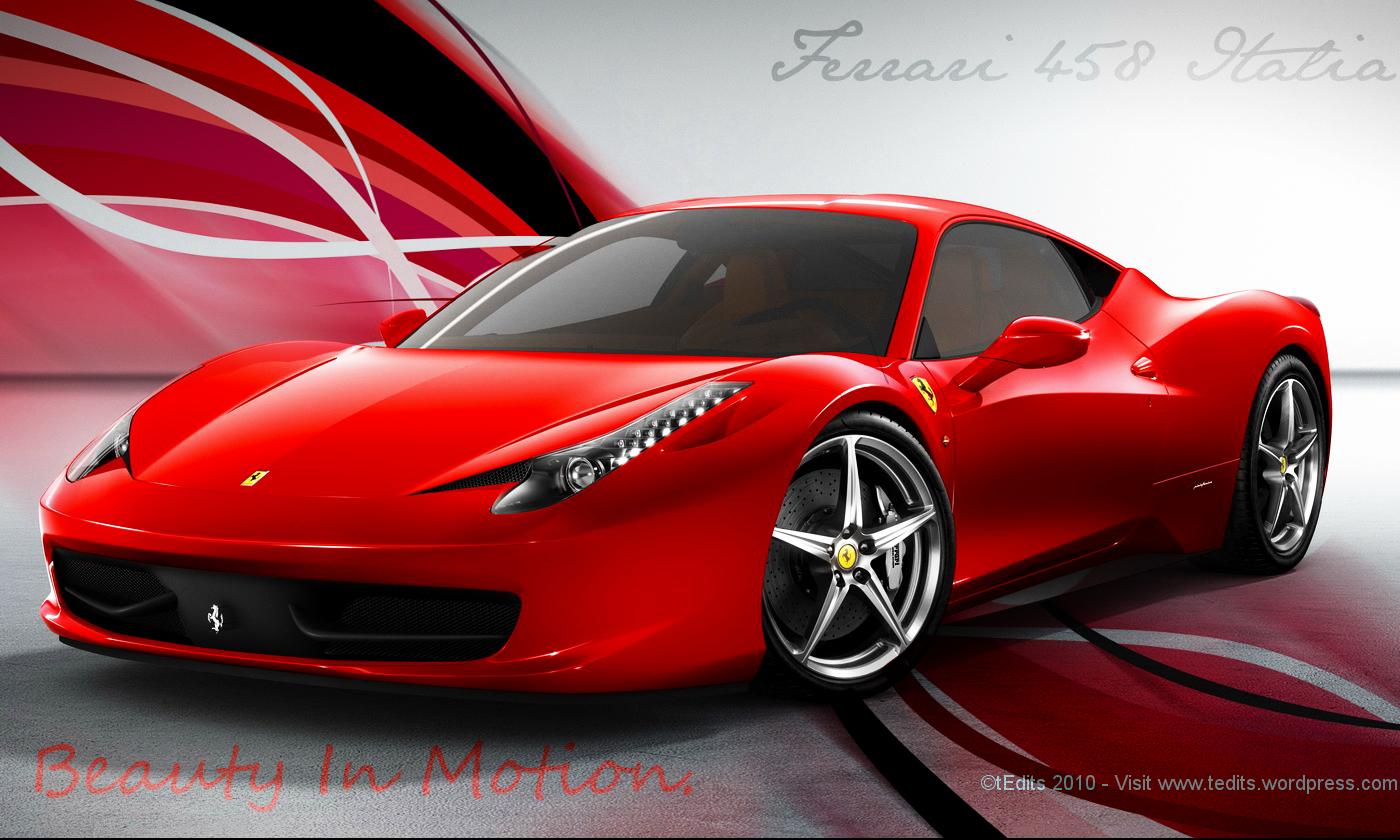 Ferrari 458 italia wallpaper tedits ferrari 458 italia wallpaper tedits 2010 vanachro Image collections
