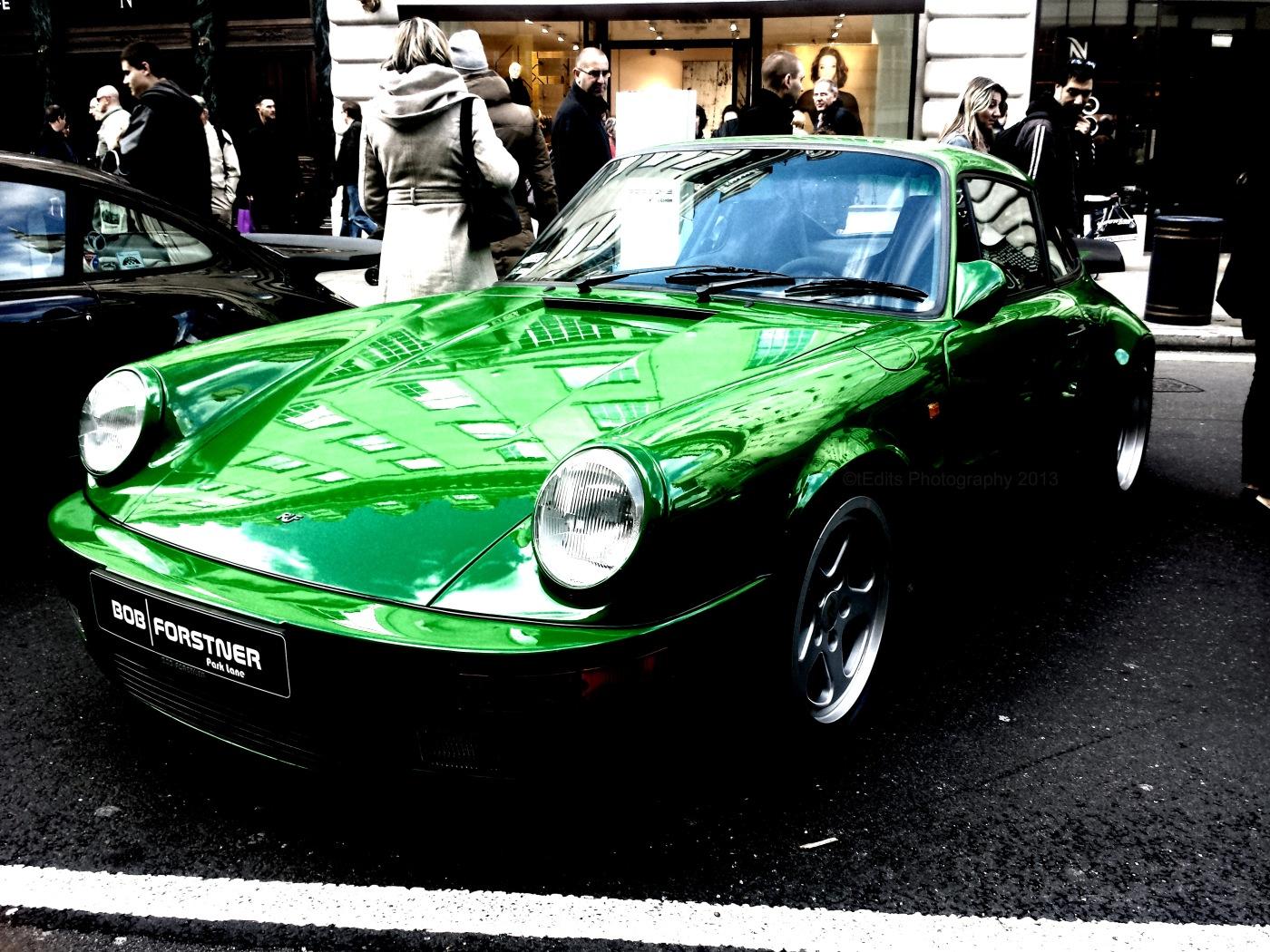 Kermit's Porsche 911 CTR