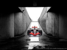 McLaren Mercedes F1 Car.