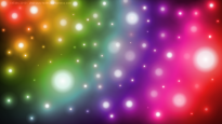 Rainbow Effect.