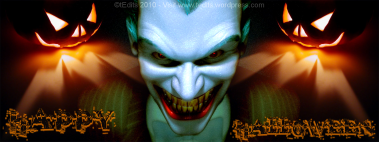 The Joker - Halloween '10