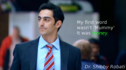 Dr. Shibby Robati.