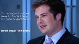 Stuart Baggs 'The Brand'