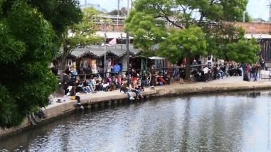 Camden Lock, Regent's Canal