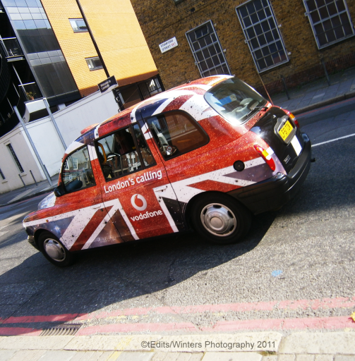 Great British Taxi