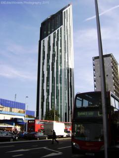 London Strata Building