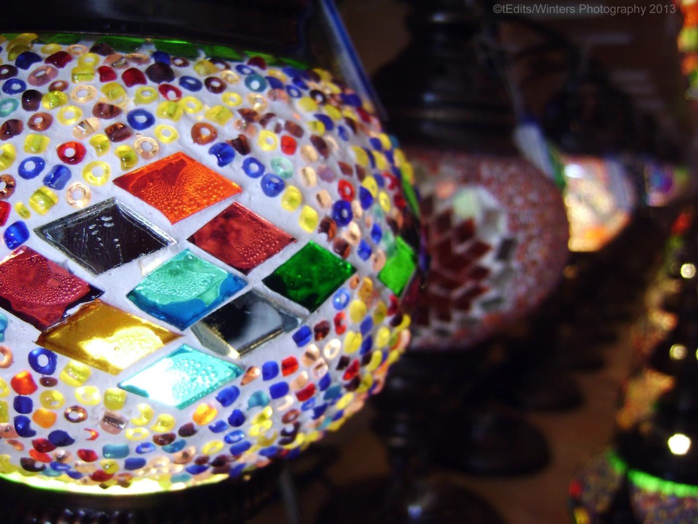 Ornamental Lamps