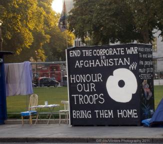 Parliament Square Protesters