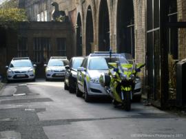 Police Car Dead End