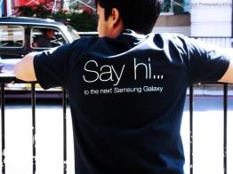 Samsung Employee